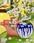 Rosemary Marshall watercolours