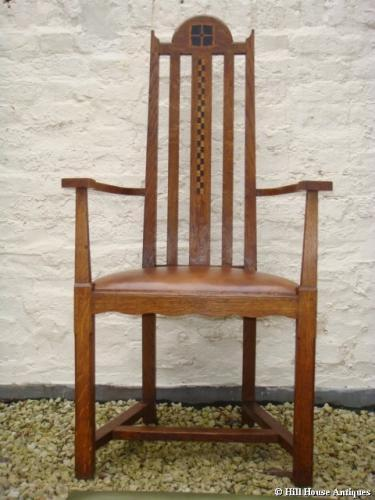Liberty EG Punnett armchair