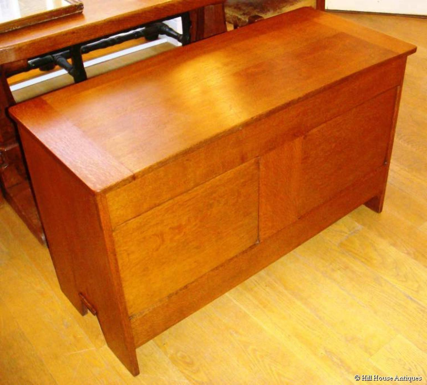 Robin Nance coffer chest