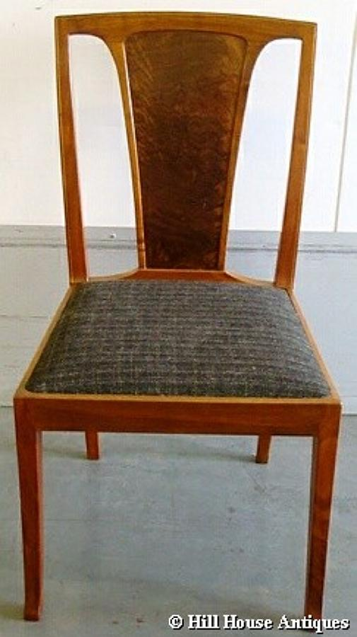 Edward Barnsley Cotswold School chair