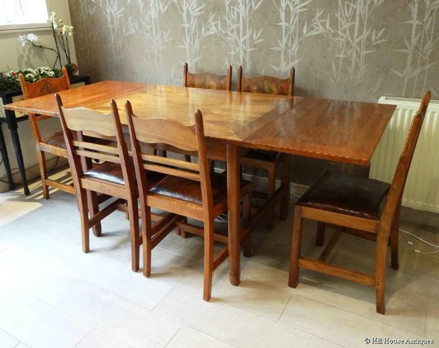 Bath Cabinet Makers Cotswold dining suite