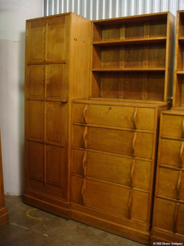 Peter Waals Cotswold School combo wardrobes