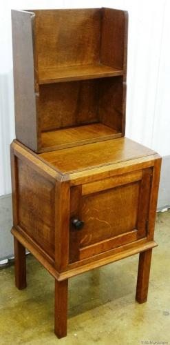 Gordon Russell early bedside cabinet