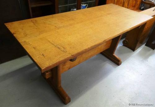 Eric Sharpe Cotswold School refectory table