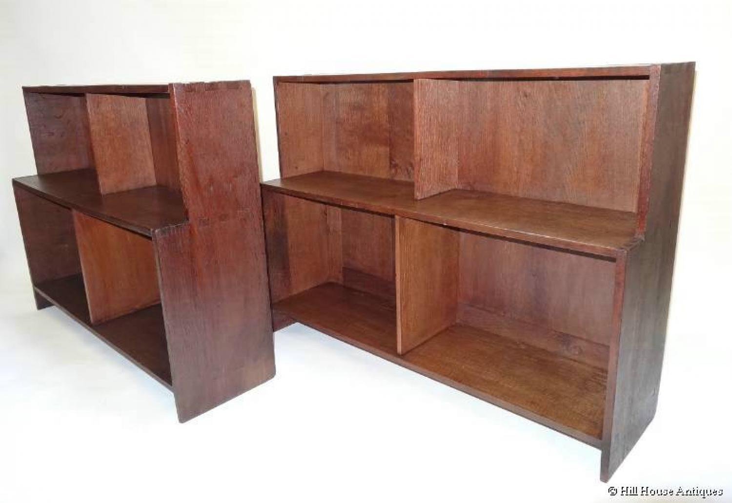 Cotswold School bookcases Sidney Barnsley