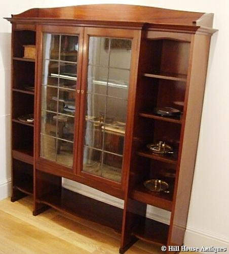 Liberty & Co display cabinet/bookcase