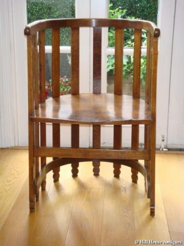 Liberty & Co barrel chair