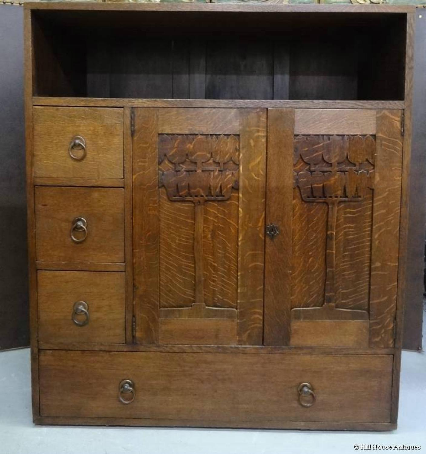 Liberty & Co Wyburd chest cabinet