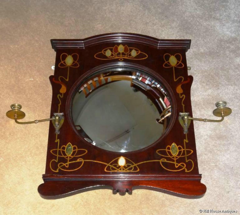 Shapland & Petter hall mirror