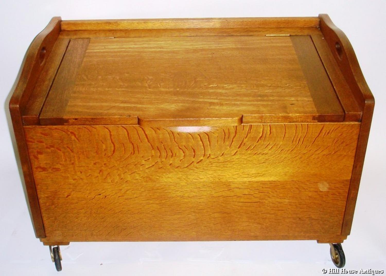 Ambrose Heal ottoman chest