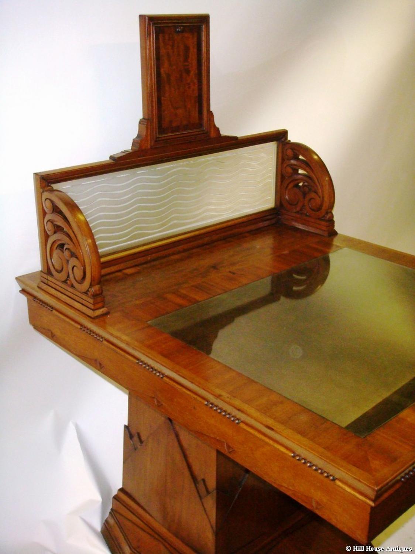 Scottish Art Deco desk