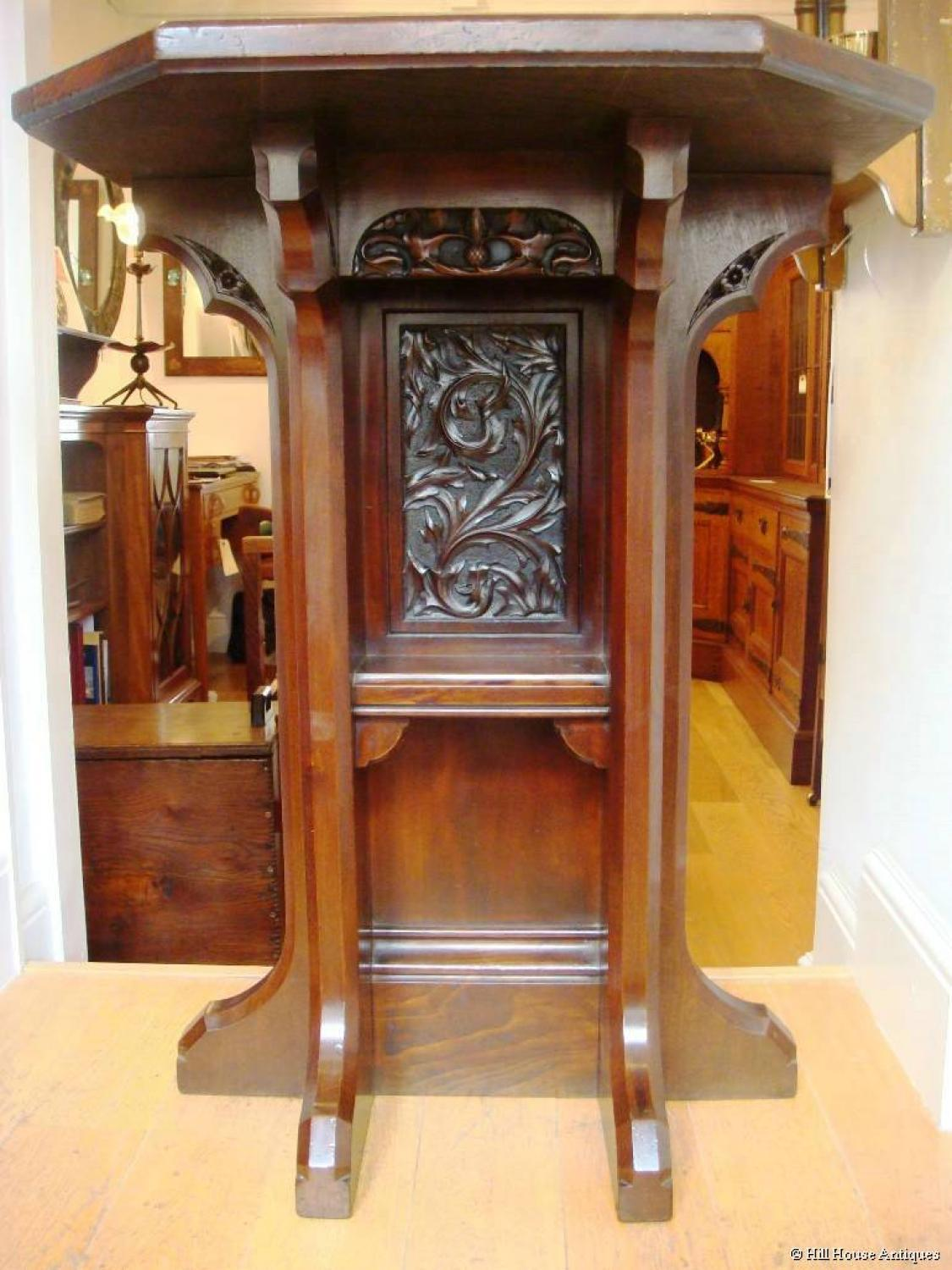 Holland & Sons gothic console table