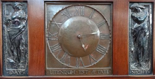 Rare RJ Emerson Night Day clock