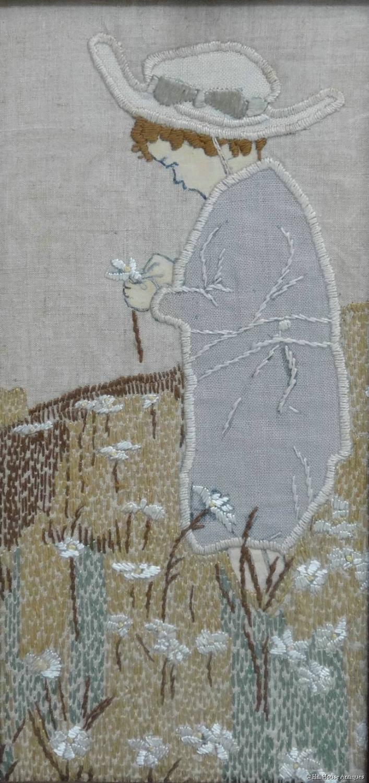 Glasgow Style needlework 2