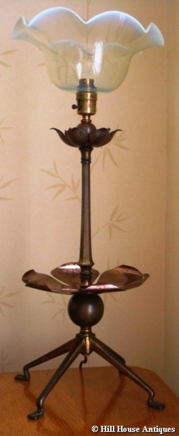 WAS Benson tall table lamp