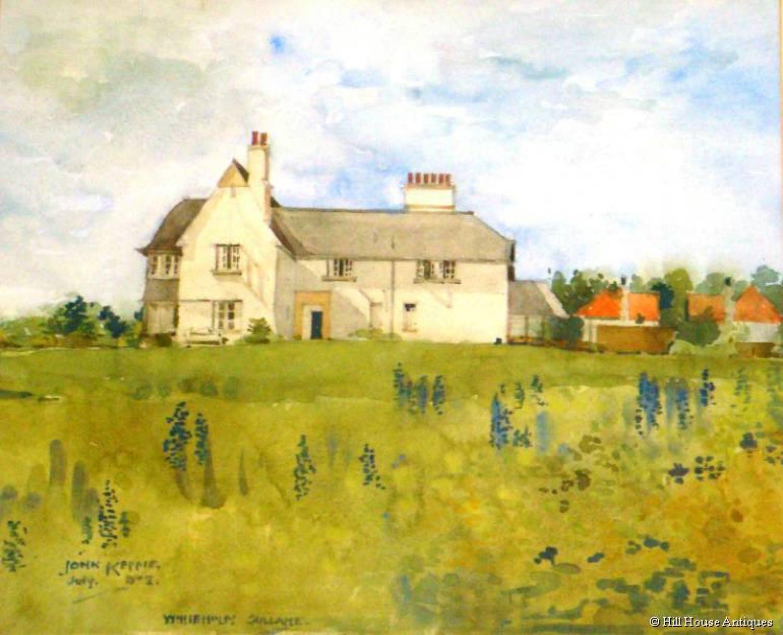 John Keppie Glasgow Style Lorimer house