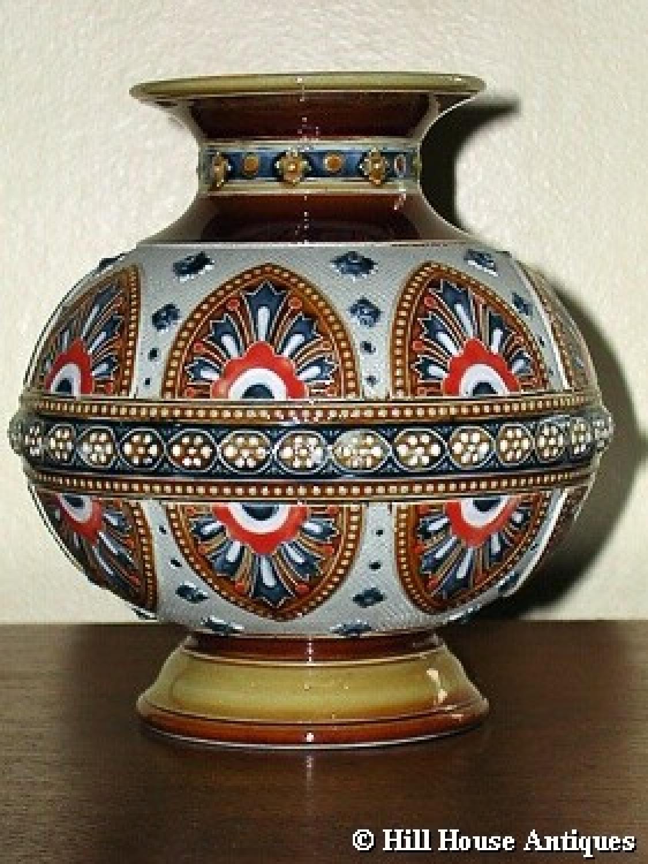Villeroy boch mettlach vase in other ceramics glass - Villeroy y boch ...