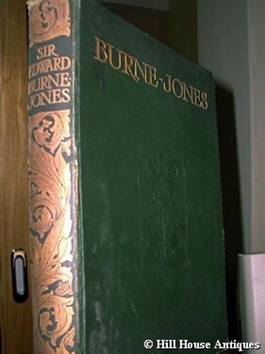 Edward Burne-Jones illustrated book