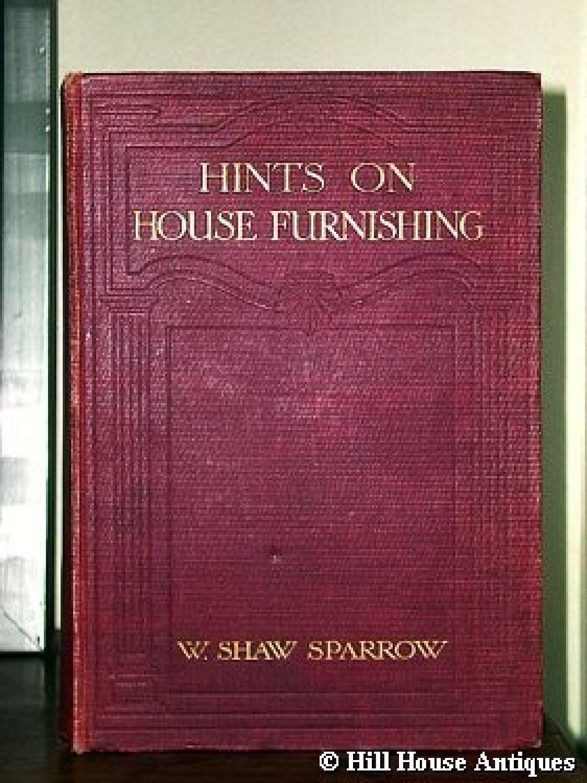 Walter Shaw Sparrow book