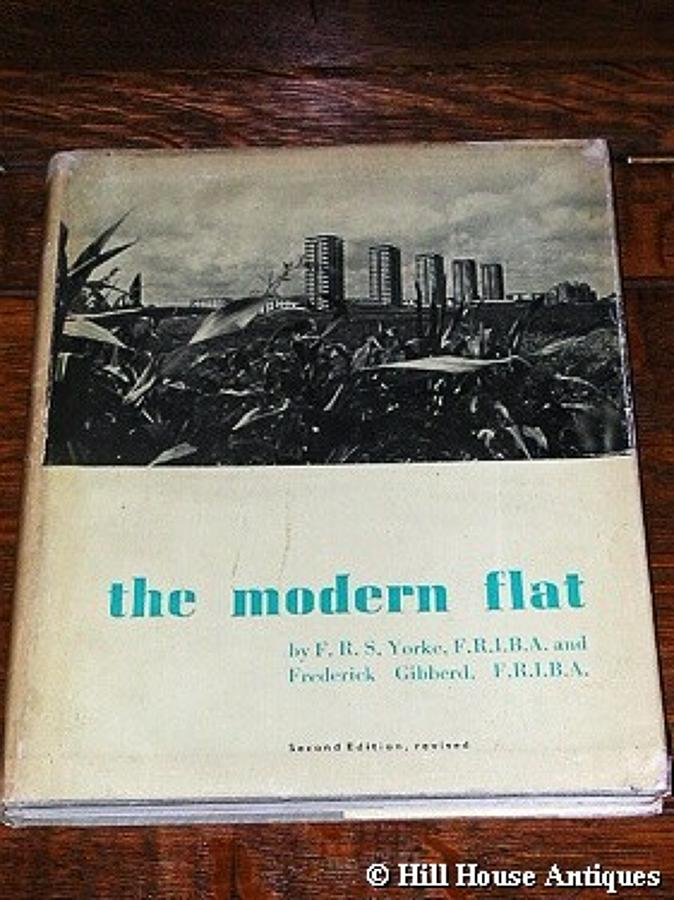 The Modern Flat - Yorke & Gibberd