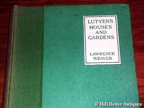 Lutyens Houses & Gardens