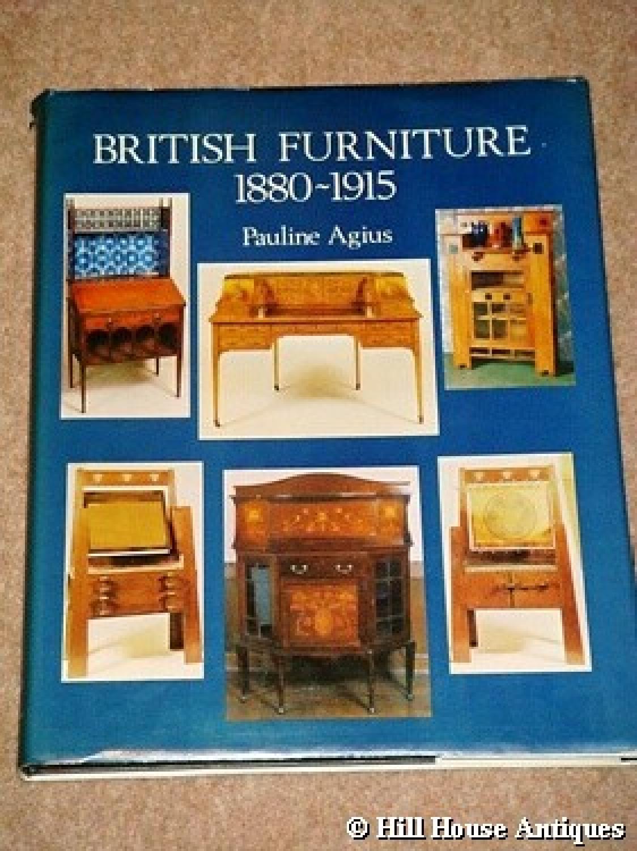 British Furniture 1880-1915: Pauline Agius