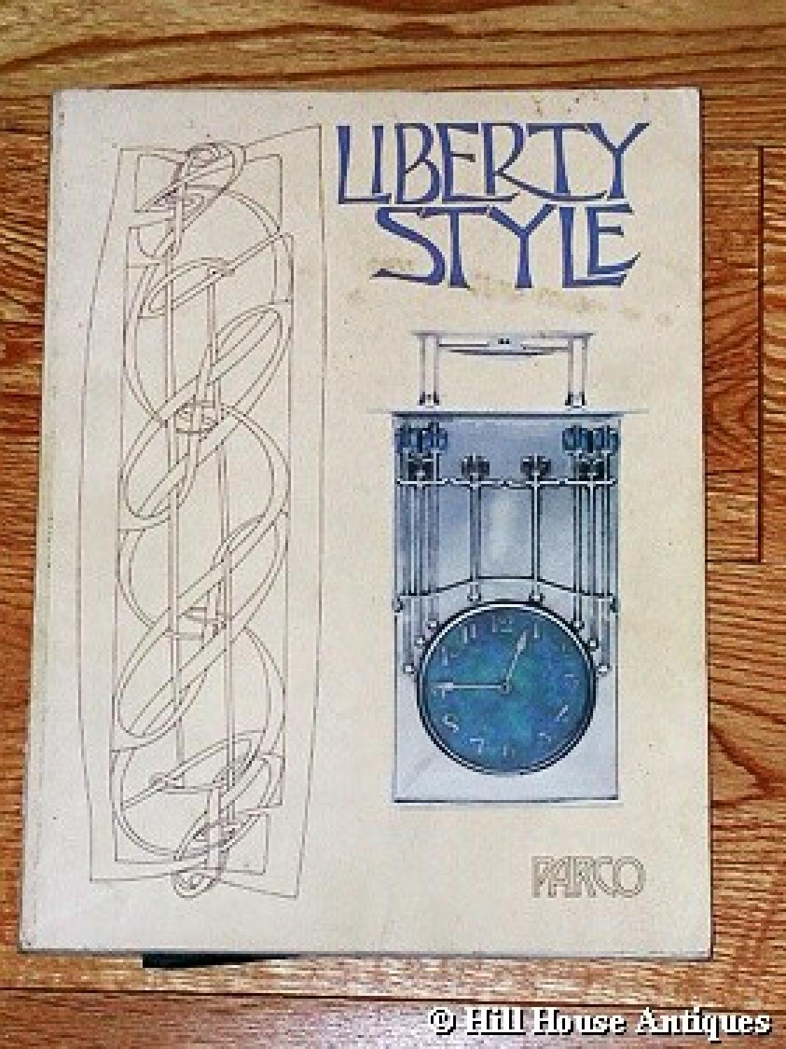 Liberty Style Arwas catalogue