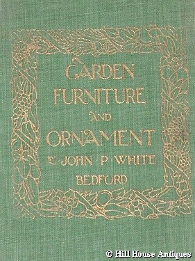 Rare John P White garden catalogue