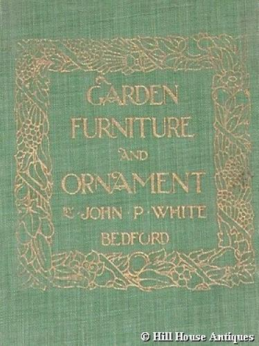 Rare John P White garden catalogue
