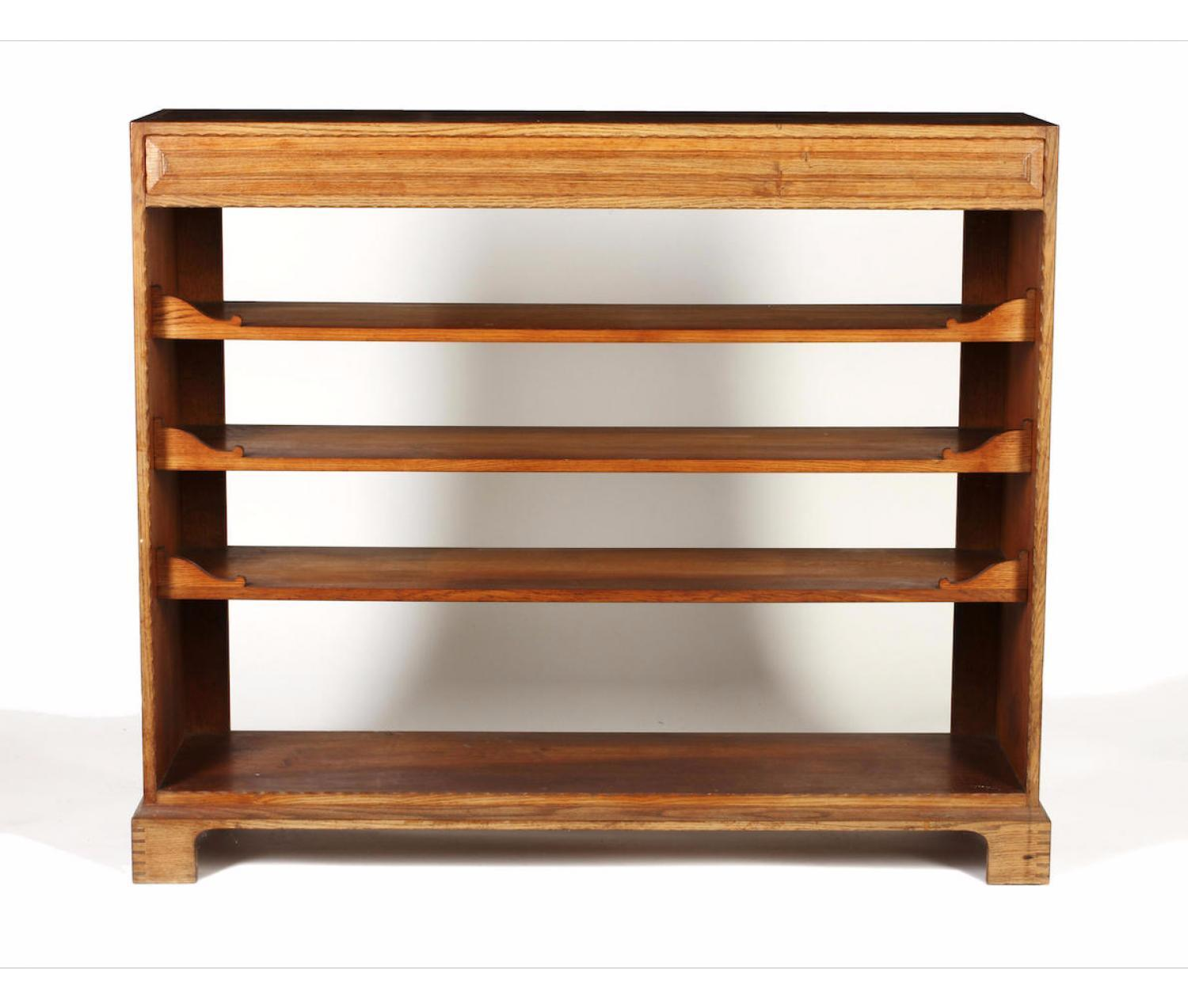 Cotswold School Russell open bookcase