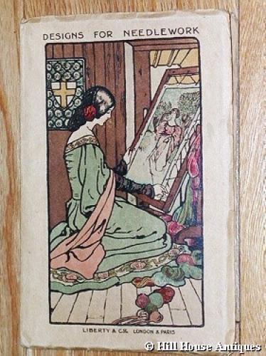 Liberty & Co needlework catalogue