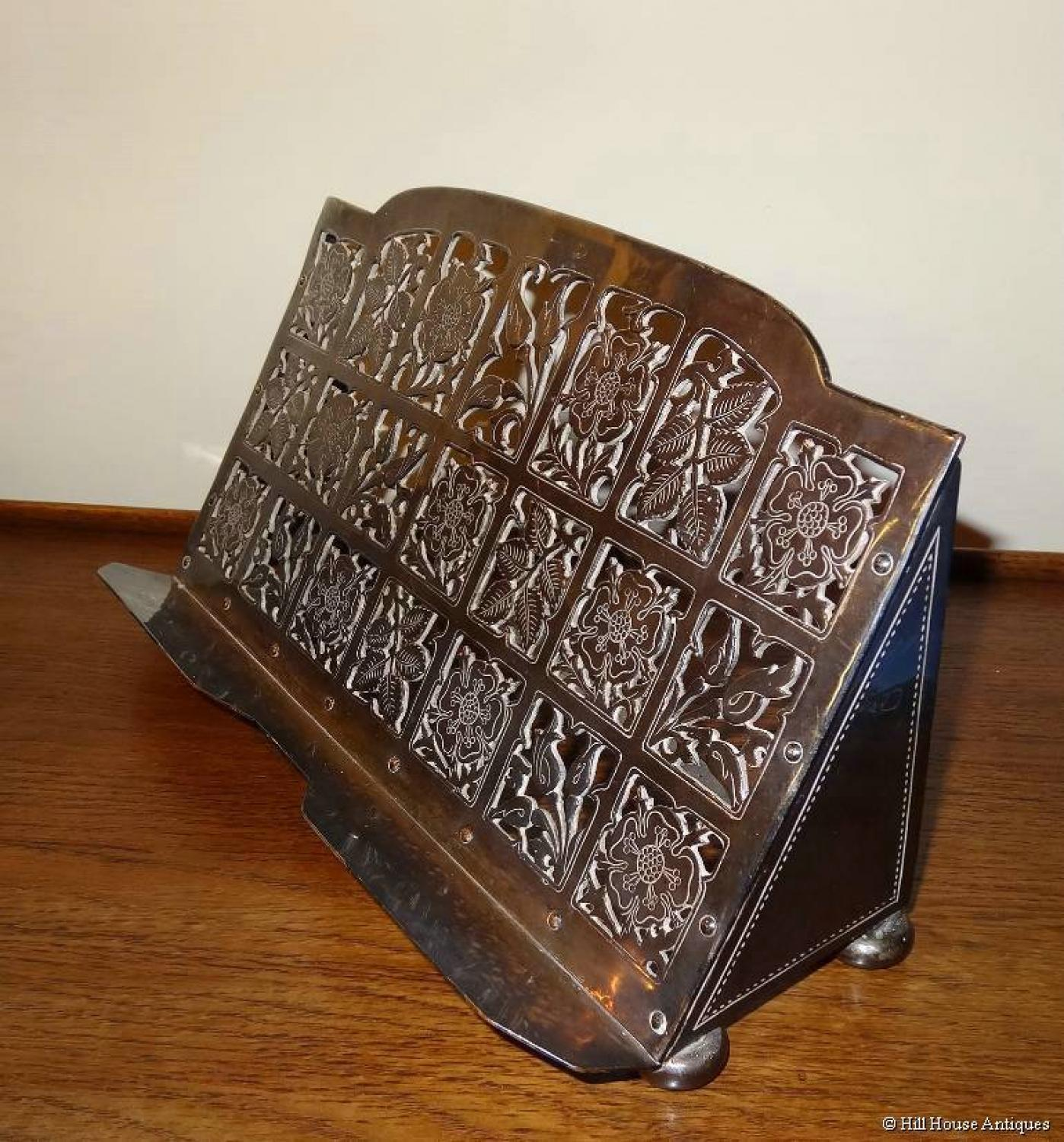 cotswold school plated bookstand in cotswold school