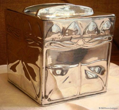 Liberty & Co Knox Tudric box
