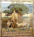 Heywood Sumner litho The Shepherd - picture 3