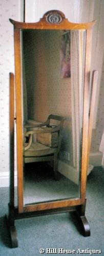 Arthur Simpson of Kendal mirror