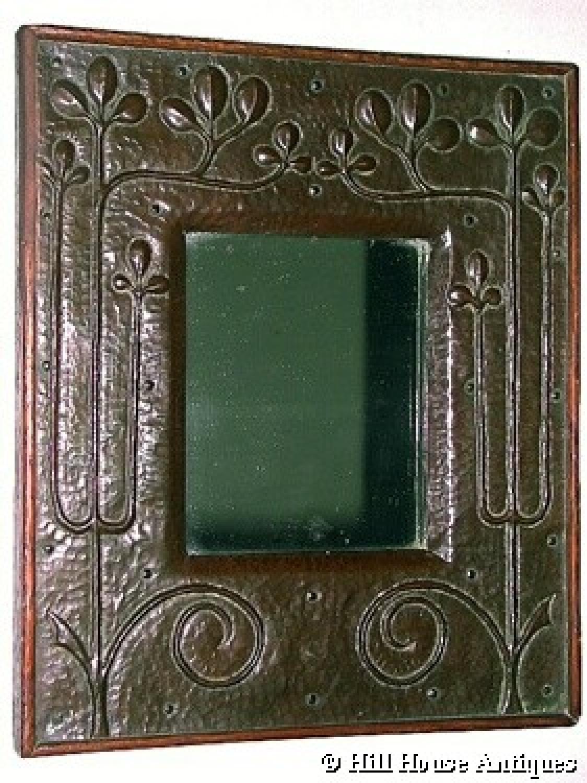 Small John Pearson mirror
