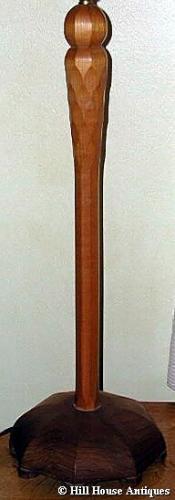 Hugh Birkett Cotswold School lamp