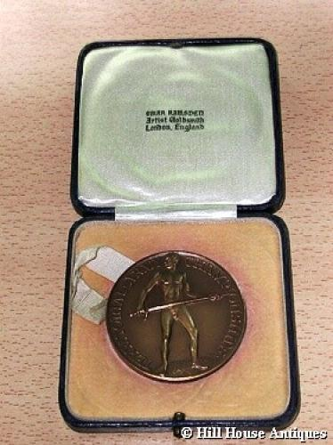 Omar Ramsden medal