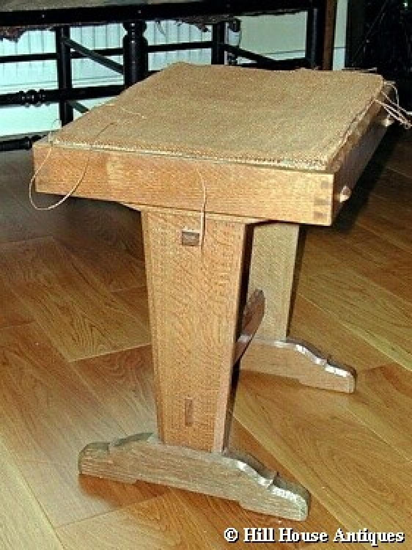 Hugh Birkett Cotswold School stool