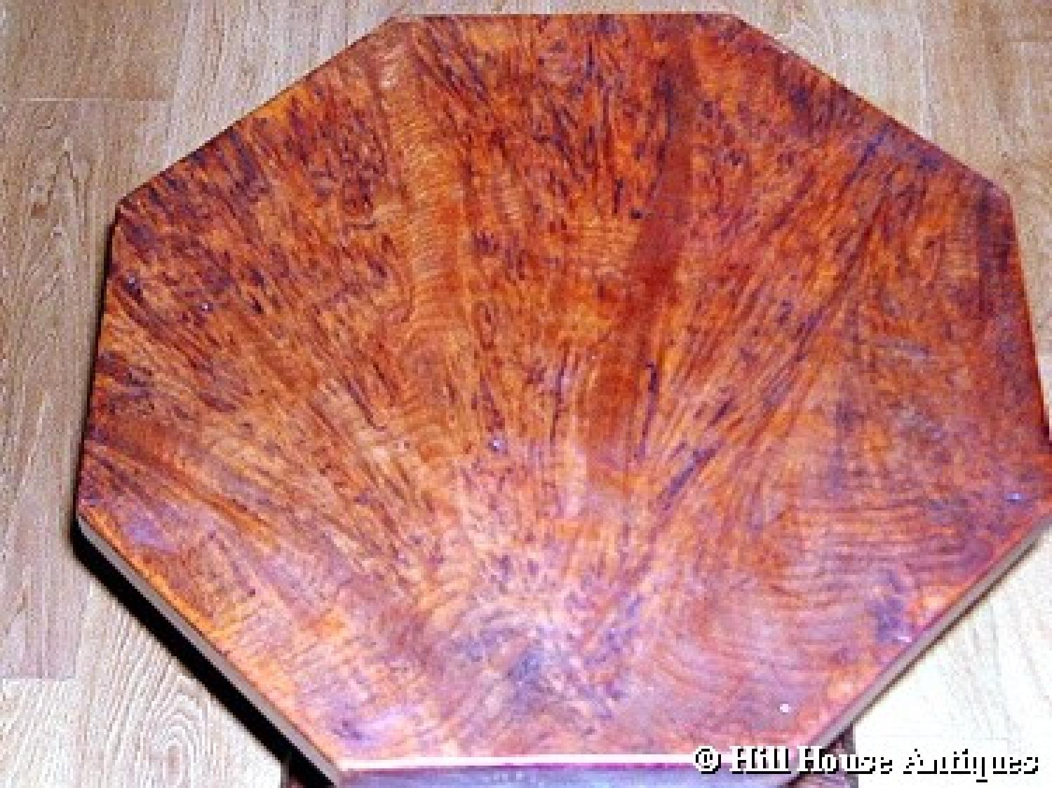 Rare 1930s small Mouseman table