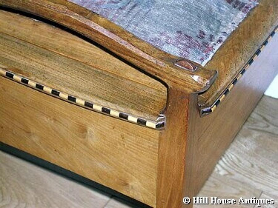Waals Cotswold piano stool