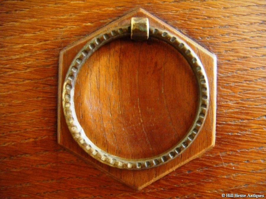 Ernest Gimson Cotswold School chest