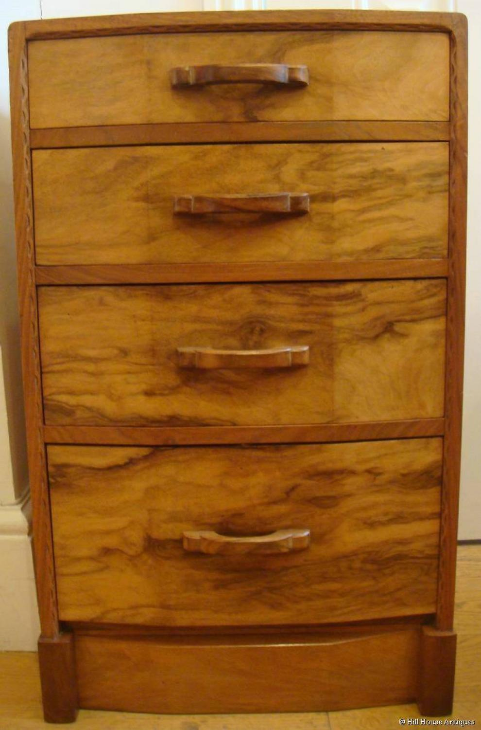 Stanley Webb Davies chest/bedside cabinet