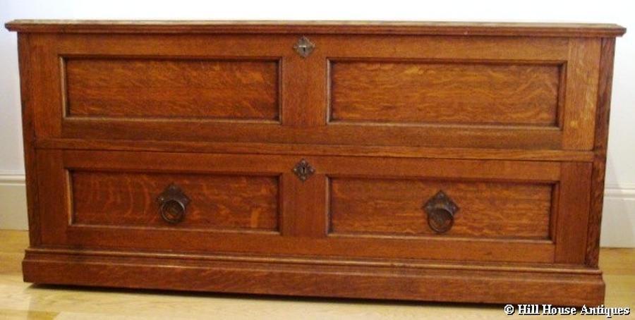 Morris & Co coffer chest
