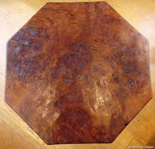 Rare early Mouseman coffee table