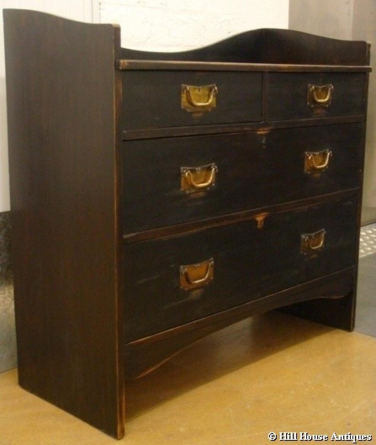 Charles Rennie Mackintosh chest of drawers