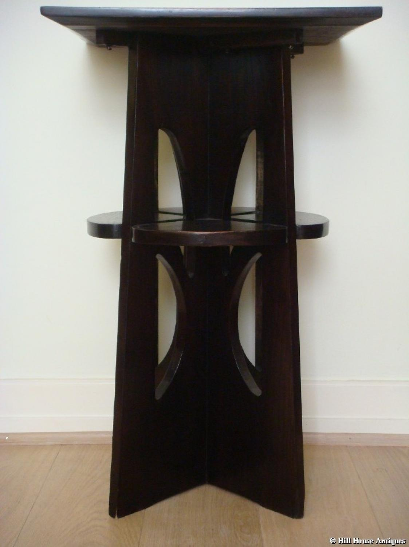 Glasgow Style John Ednie domino table