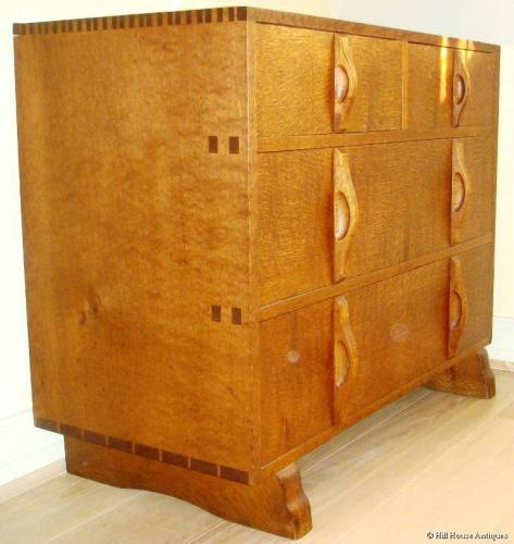 Peter Waals Cotswold School chest