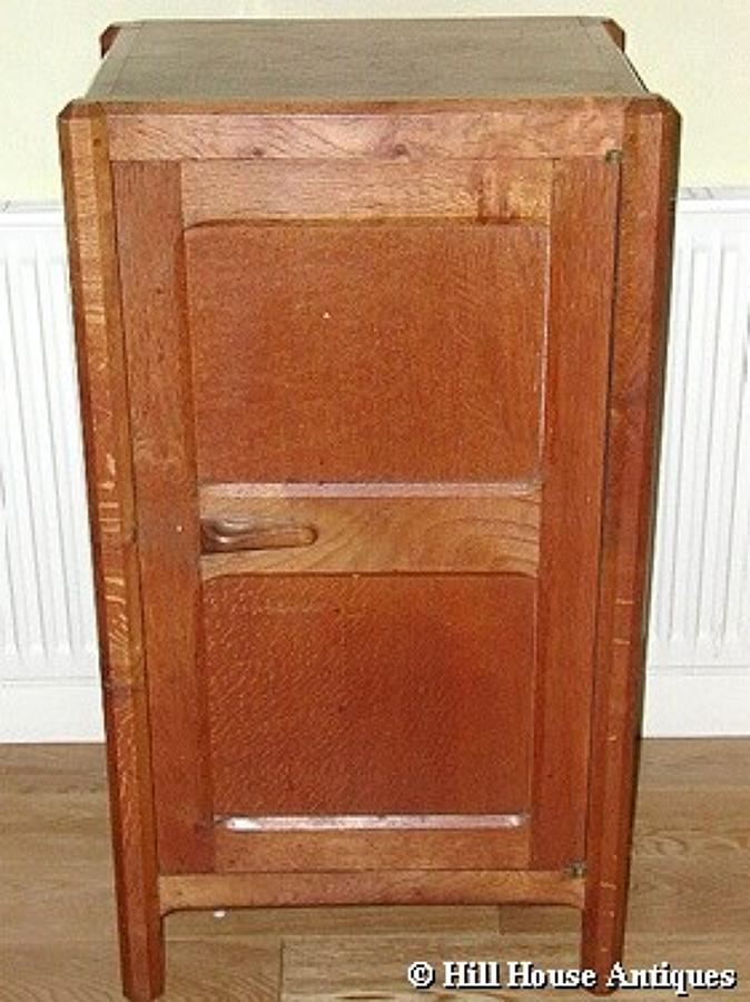 Rare Gordon Russell Stow shoe cupboard