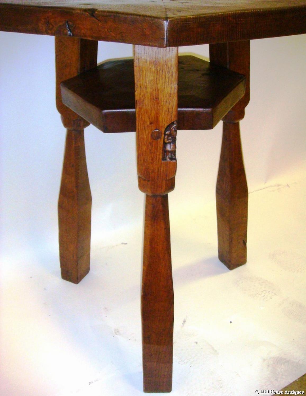 Gnomeman pair of tables